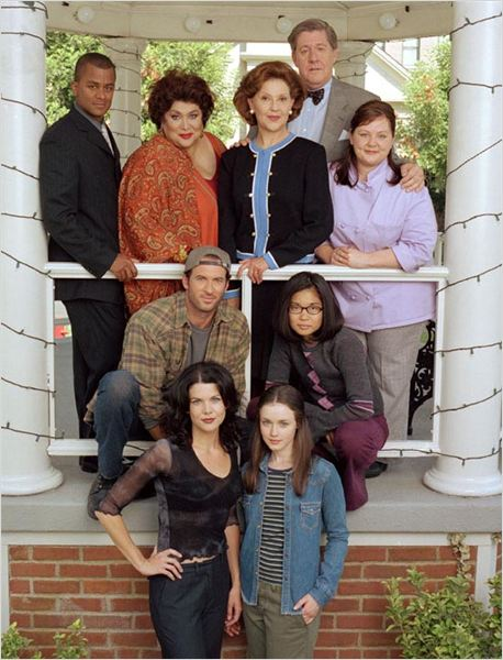 Gilmore Girls : Foto Alexis Bledel, Edward Herrmann, Keiko Agena, Kelly Bishop, Lauren Graham
