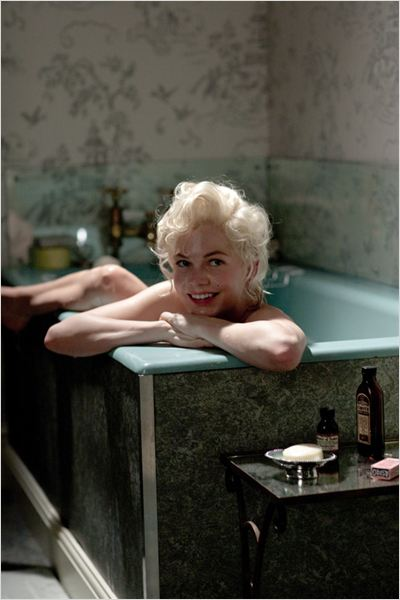 Sete Dias com Marilyn : foto Michelle Williams