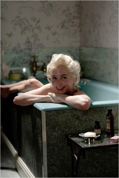 Sete Dias com Marilyn : Foto Michelle Williams, Simon Curtis