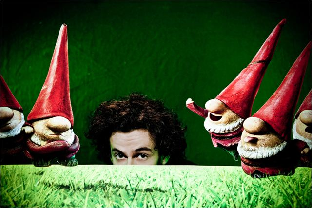Gnomeu e Julieta : Foto Kelly Asbury