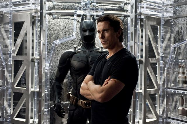 Batman - O Cavaleiro das Trevas Ressurge : foto Christian Bale
