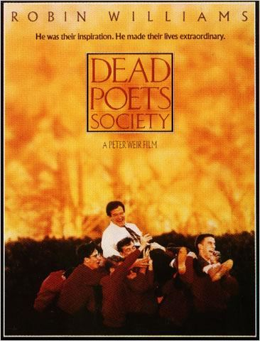 Sociedade dos Poetas Mortos : poster