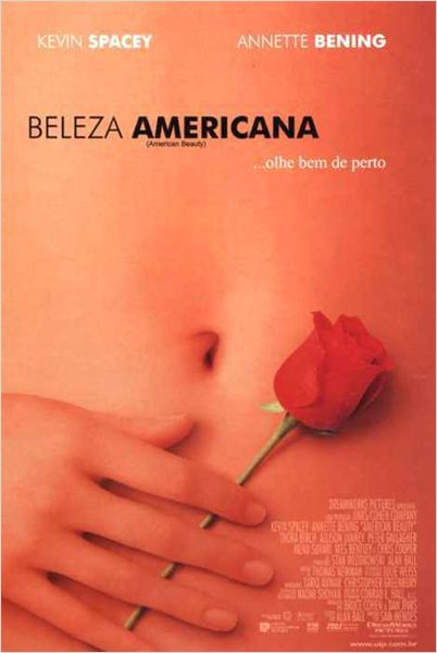 Beleza Americana : Poster