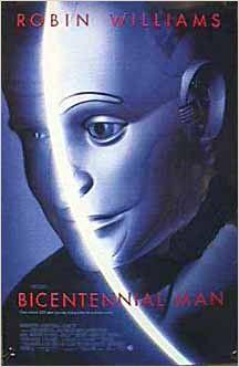 O Homem Bicentenário : Poster