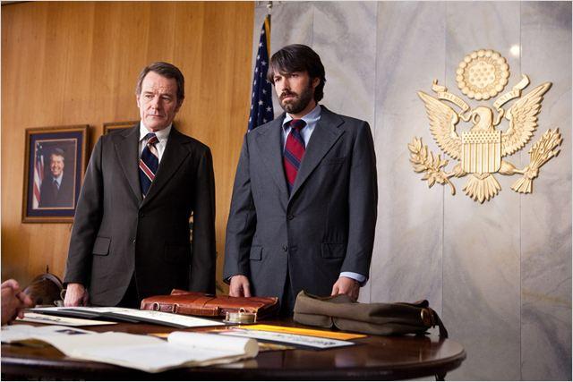 Argo : foto Ben Affleck, Bryan Cranston
