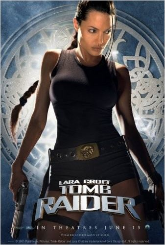 Lara Croft: Tomb Raider Dublado