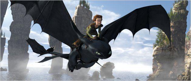 Como Treinar o seu Dragão : foto