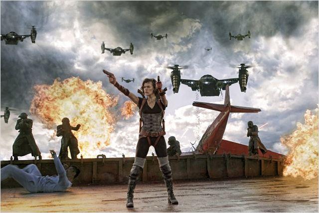 Resident Evil 5: Retribuição : foto