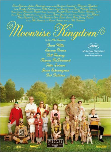Moonrise Kingdom : poster