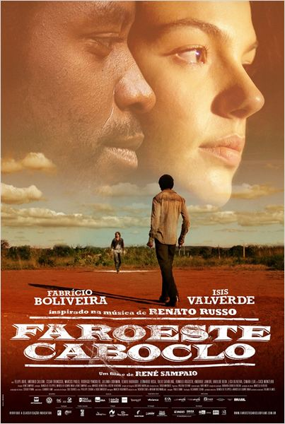 Faroeste Caboclo : Poster