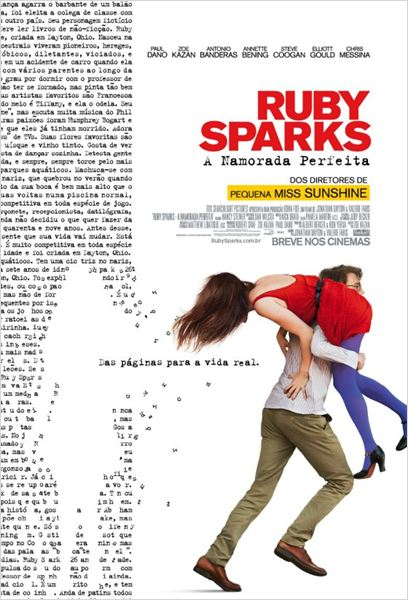 Ruby Sparks - A Namorada Perfeita : poster