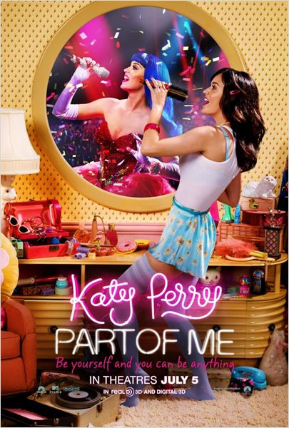 Katy Perry: Part of Me : Poster