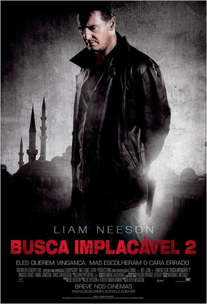 Busca Implacável 2 : Poster