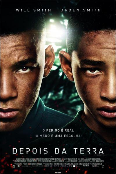 Depois da Terra : Poster