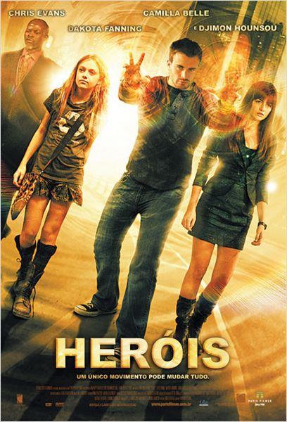 Heróis : poster