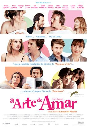 A Arte de Amar : Poster