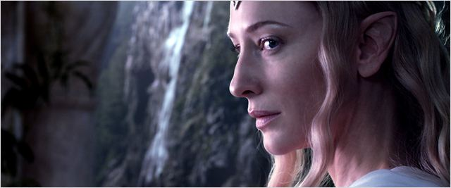 O Hobbit: Uma Jornada Inesperada : Foto Cate Blanchett
