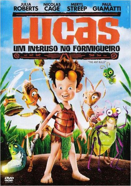 Lucas, um Intruso no Formigueiro : Poster