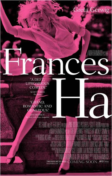Frances Ha : Poster