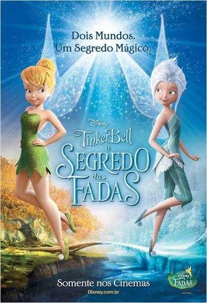 Tinker Bell - O Segredo das Fadas : Poster