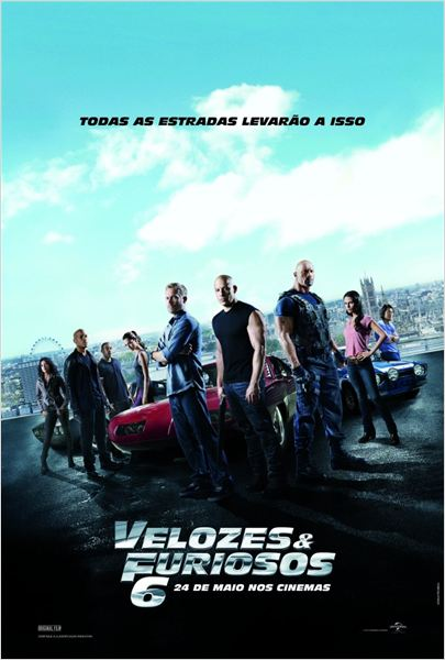 Velozes & Furiosos 6 : Poster