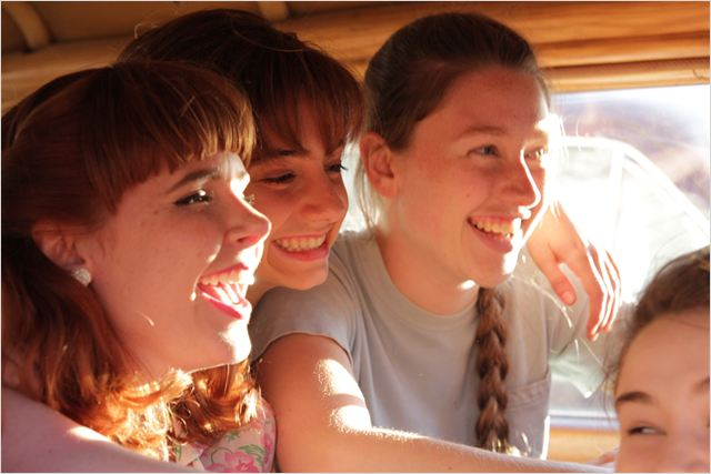 Foxfire - Confissões de uma Gangue de Garotas : Foto Madeleine Bisson, Raven Adamson