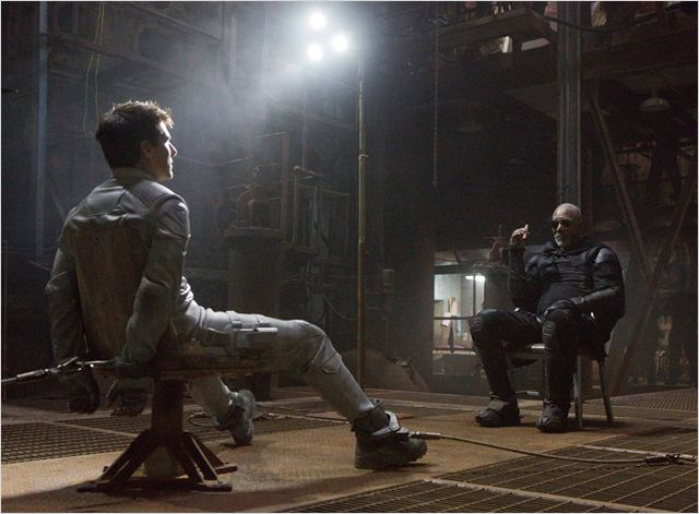 Oblivion : Foto Morgan Freeman, Tom Cruise