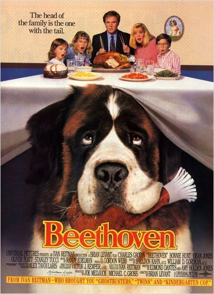 Beethoven, o Magnífico : Poster
