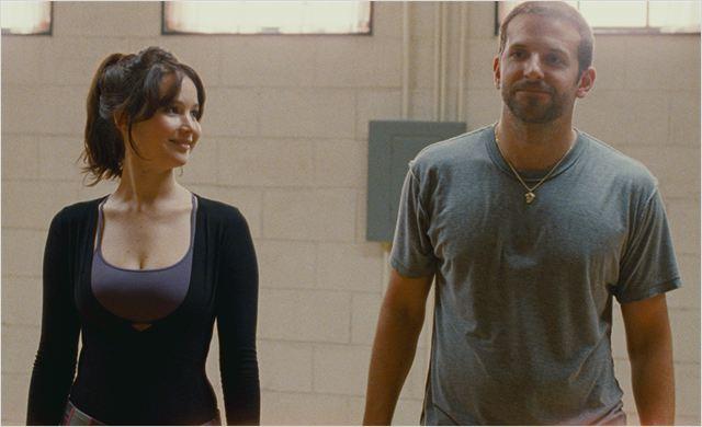 O Lado Bom da Vida : foto Bradley Cooper, Jennifer Lawrence