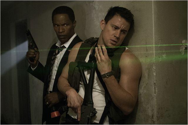 O Ataque : Foto Channing Tatum, Jamie Foxx