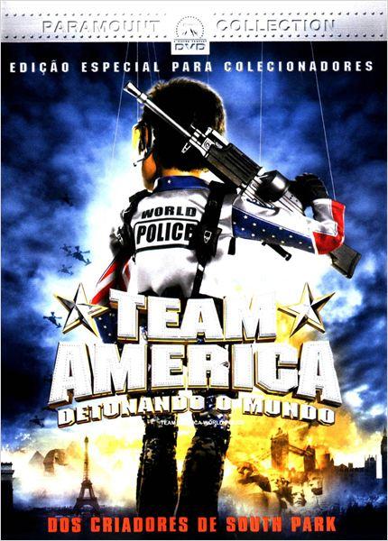 Team America: Detonando o Mundo Dublado