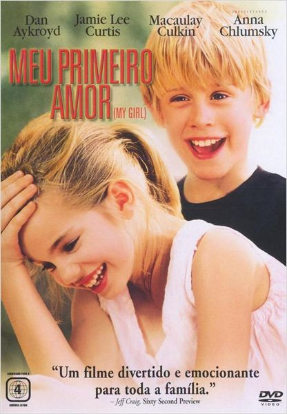 Meu Primeiro Amor : Poster