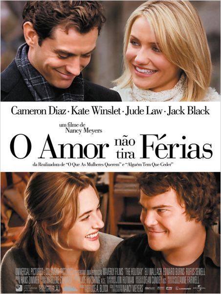O Amor Não Tira Férias : poster