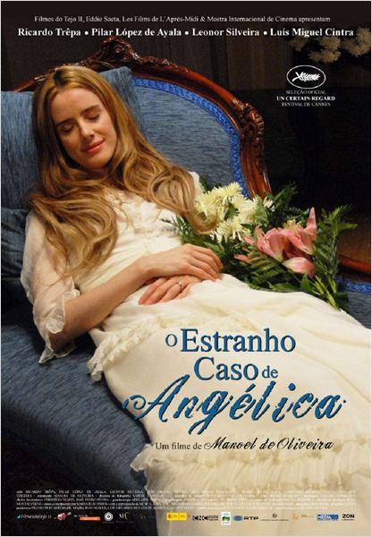 O Estranho Caso de Angélica : Poster