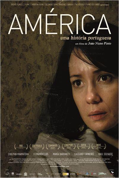América - Uma História Portuguesa : Poster