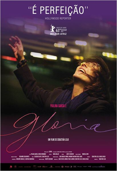 Gloria : Poster