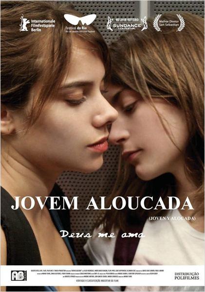 Jovem Aloucada : Poster