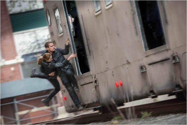 Divergente : Foto Shailene Woodley, Theo James