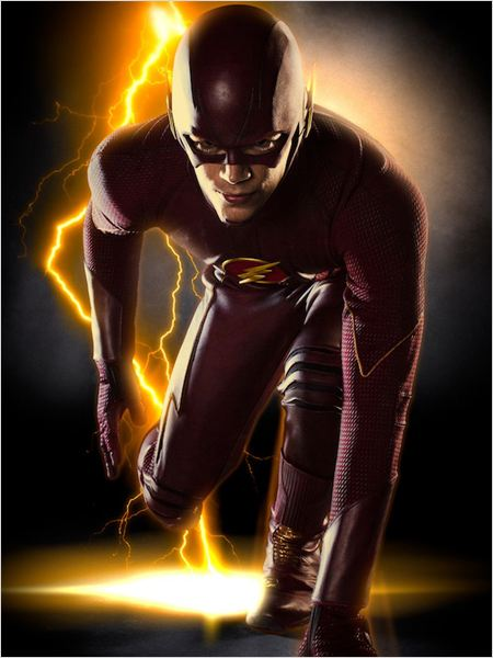 The Flash (2014) : Poster