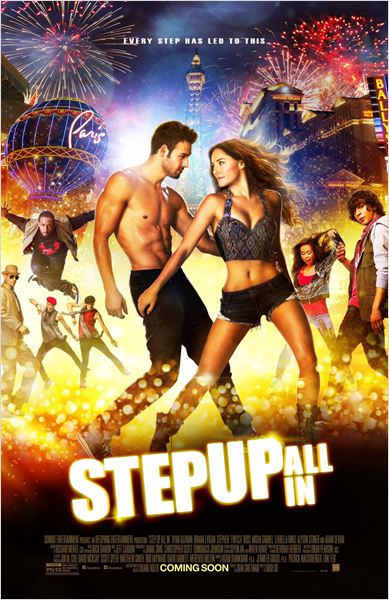 Step Up: All In : Poster