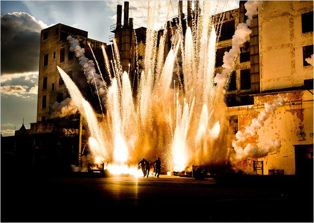 Transformers: A Era da Extinção : Foto