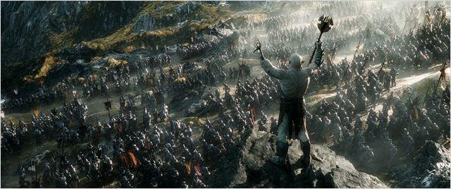 O Hobbit: A Batalha dos Cinco Exércitos : Foto