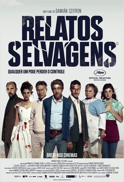 Relatos Selvagens : Poster