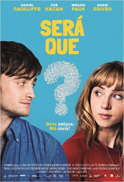 Será Que? : Poster