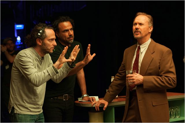Birdman ou (A Inesperada Virtude da Ignorância) : Foto Alejandro González Iñárritu, Emmanuel Lubezki, Michael Keaton