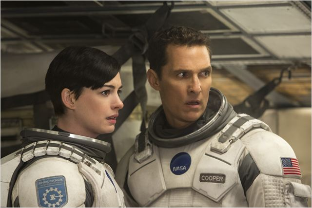 Interestelar : Foto Anne Hathaway, Matthew McConaughey