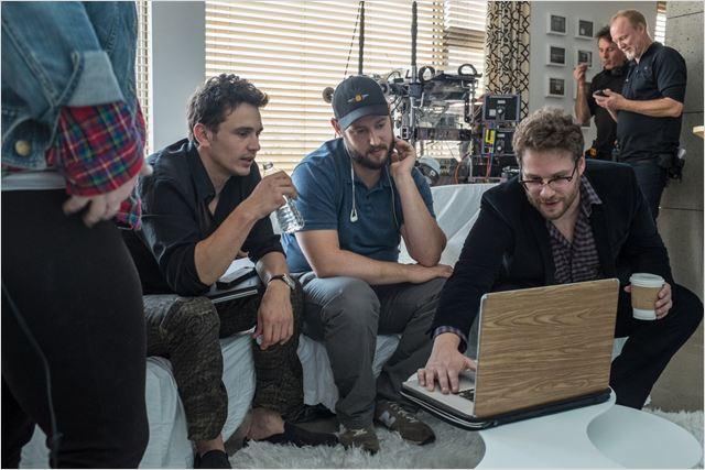 A Entrevista : Foto Evan Goldberg, James Franco, Seth Rogen