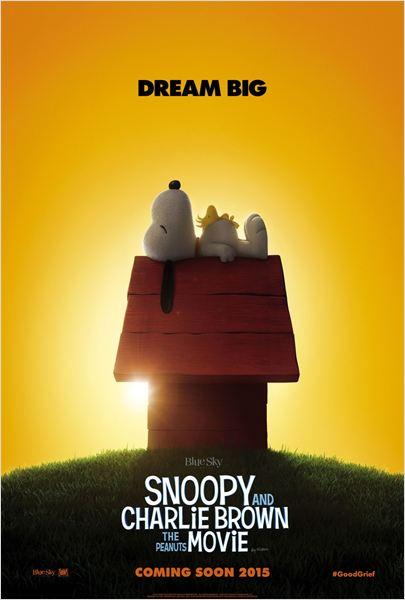 Snoopy e Charlie Brown - Peanuts, O Filme : Poster