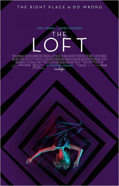 The Loft : Poster