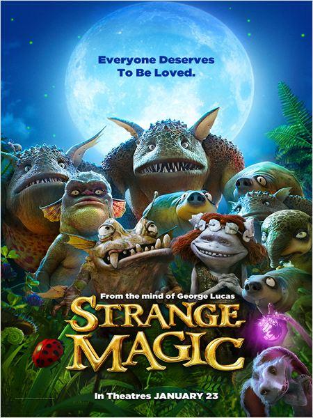 Strange Magic : Poster